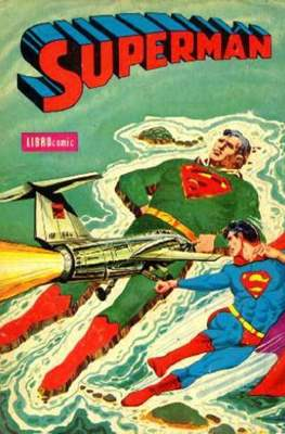 Supermán Librocómic