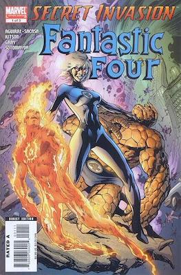 Secret Invasion: Fantastic Four (Comic-Book/Digital) #1
