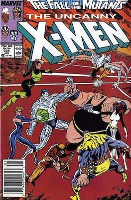 The Uncanny X-Men (1963-2011) (Comic-Book) #225