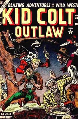 Kid Colt Outlaw Vol 1 #38