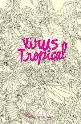 Virus tropical (Cartoné 160 pp) #