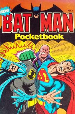 Batman Pocketbook