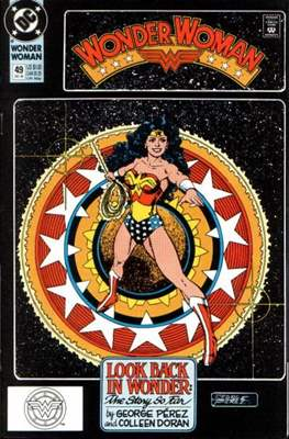 Wonder Woman Vol. 2 (1987-2006) (Comic Book) #49