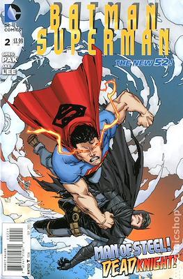 Batman / Superman (2013-2016 Variant Cover) #2