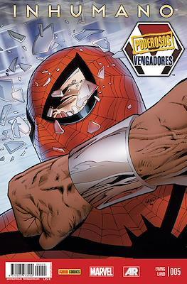 Poderosos Vengadores / Capitán América y los Poderosos Vengadores (2013-2015) (Grapa.) #5