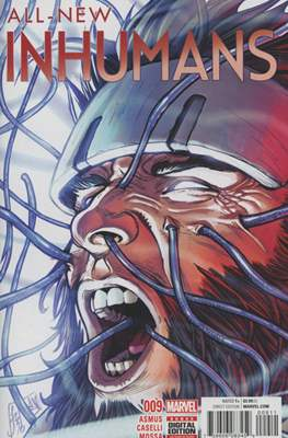 All-New Inhumans (Comic Book) #9