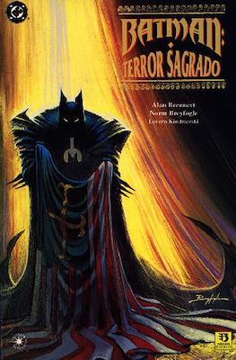 Batman. Terror sagrado