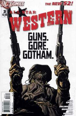All Star Western vol. 3 (2011-2014) (Comic-book) #3