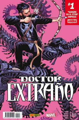 Doctor Extraño (2016-) #13