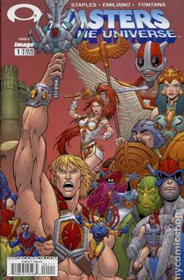 Masters of the Universe Vol. 2 (2003) (Comic Book) #1