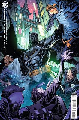 The Next Batman. Second Son (Variant Cover)