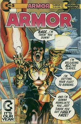 Armor (Comic-book.) #5