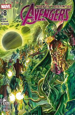 Nuevos y Distintos Avengers (Rústica) #8