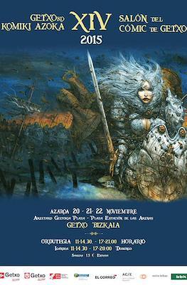 Catálogo Salón del Cómic de Getxo (Programa) #14