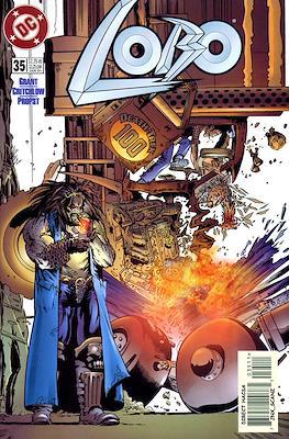 Lobo Vol. 2 (1993 - 1999 Grapa) #35