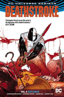 Deathstroke Vol. 4 (2016) (Softcover) #4