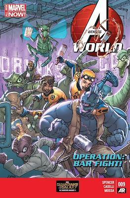 Avengers World (2014-2015) (Comic-Book) #9