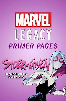 Spider-Gwen: Marvel Legacy Primer Pages