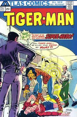 Tiger-Man (Grapa) #1