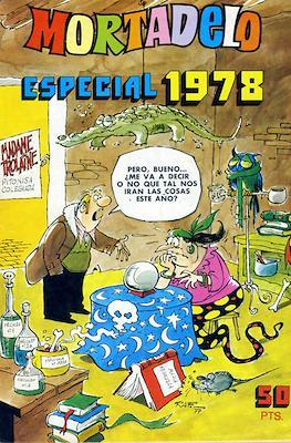 Mortadelo Especial / Mortadelo Super Terror (Grapa 100 / 76 pp) #29