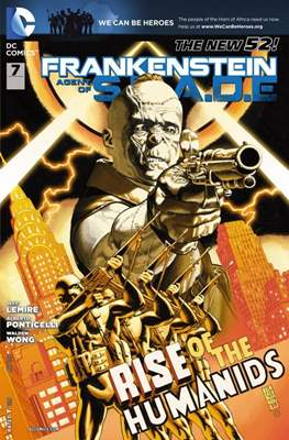 Frankenstein, Agent of S.H.A.D.E. (2011-2013) #7