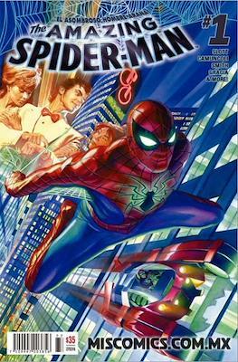 The Amazing Spider-Man (2016-2019) (Grapa) #1
