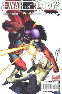 War of Kings Vol 1 (Comic Book) #2