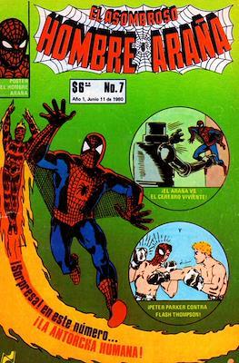 El Asombroso Hombre Araña #7