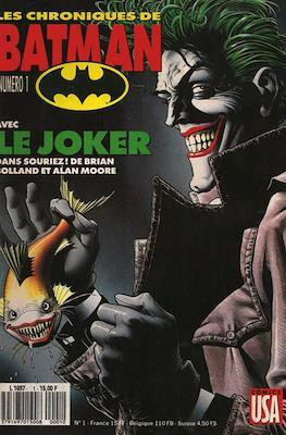 Les chroniques de Batman (Agrafé. 48 pp) #1