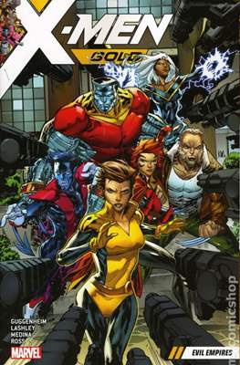 X-Men Gold (Softcover) #2