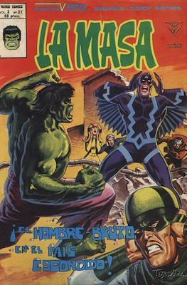 La Masa Vol. 3 (1975-1980) (Rústica 40-48 pp) #37