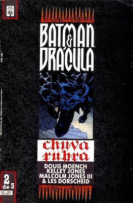 Batman & Drácula - Chuva Rubra (Grapa. 36 pp) #2