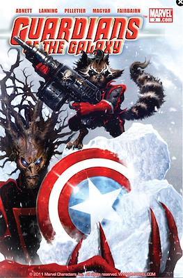 Guardians of the Galaxy Vol. 2 (2008-2010) (Comic-Book) #2