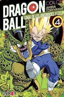 Dragon Ball Color: Saga Androides & Cell #4