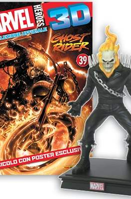 Marvel Héroes 3D - Colección Oficial (Grapa) #31