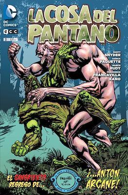 La Cosa del Pantano. Nuevo Universo DC (Rústica) #3