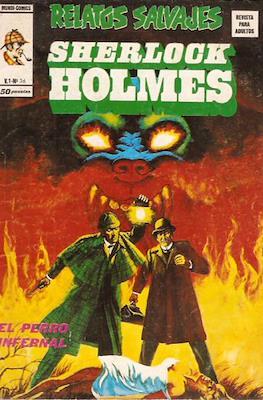 Relatos salvajes (1974-1980) (Grapa y rústica 84 pp) #36