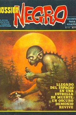 Dossier Negro (Rústica y grapa [1968 - 1988]) #112