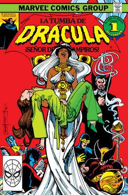 Biblioteca Drácula La tumba de Drácula (Cartoné 192 pp) #10