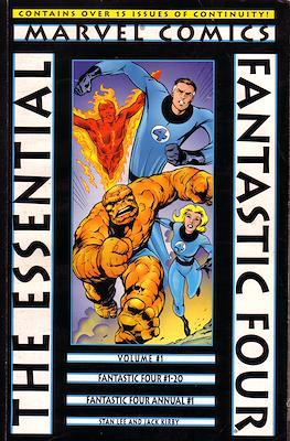 The Essential Fantastic Four