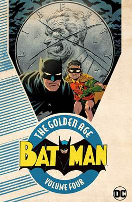 Batman: The Golden Age (Softcover) #4