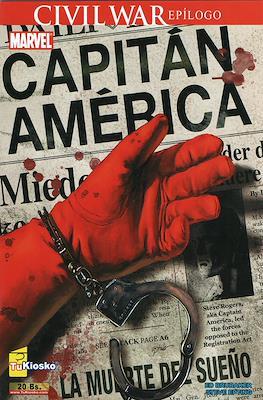 Capitán América La muerte del sueño - Epílogo Civil War