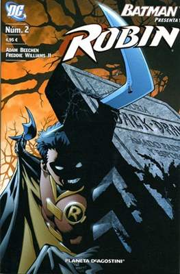 Batman presenta: Catwoman / Robin / Nightwing (2007-2008) (Grapa 72-96-120-168 pp) #5
