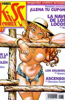 Kiss Comix #77