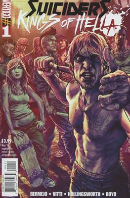 Suiciders: Kings of HelL.A. (Comic-book) #1