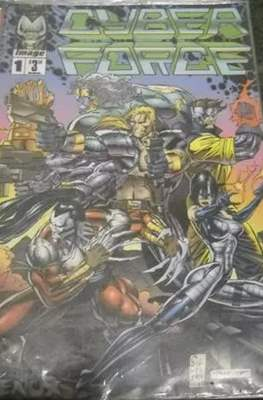 Cyber Force (Grapa) #1