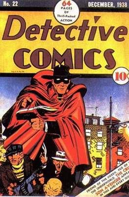Detective Comics Vol. 1 (1937-2011; 2016-) (Comic Book) #22