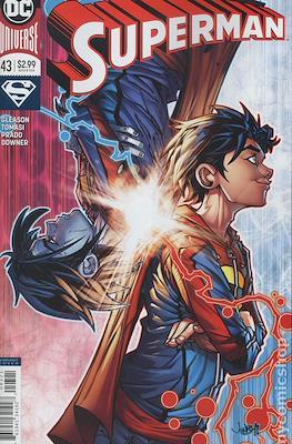 Superman Vol. 4 (2016-... Variant Covers) (Grapa) #43