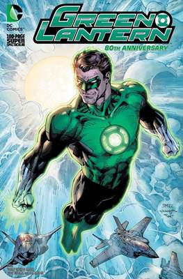 Green Lantern 80th Anniversary 100-Page Super Spectacular #1 (Variant Cover) (Softcover 100 pp) #1.7