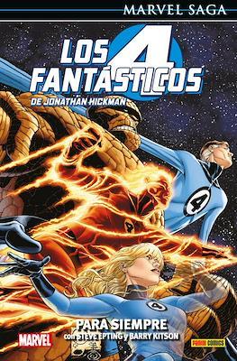 Marvel Saga: Los 4 Fantásticos de Jonathan Hickman #6